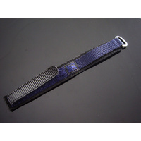 Navy Velcro Watch Band - Adult 22cm Replacement