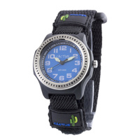Rugged Ranger Kids Watch Velcro Band Blue Dial Water Resistant 100m