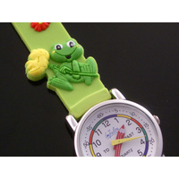 Frog Watch - Time Teaching Dial