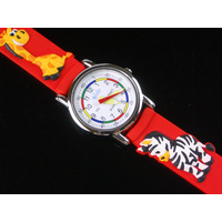 Zebra and Giraffe Kids Watch