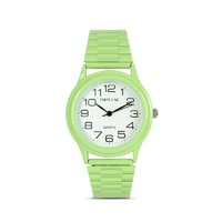 Coloured Ladies Watches MEDIUM Stretch Expander Band Colours
