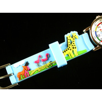 Noah's Ark Kids with Time Teaching Dial