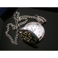 Pocket Watch for DAD in Blue Gift Box