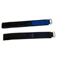 Velcro Replacement Watch Band 18mm Wide 19cm Long