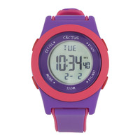 Shine Digital Kids Watch Purple and Pink