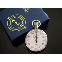 STOPWATCH Mechanical Pocket Stop Watch